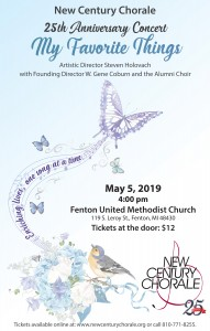 NCC spring Poster w blue bg