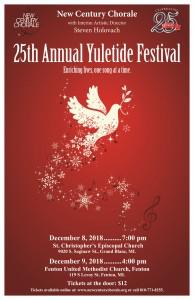 2018-19 Yuletide Festival Poster resized